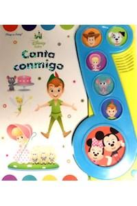Papel Disney Baby Canta Conmigo 6 Botones