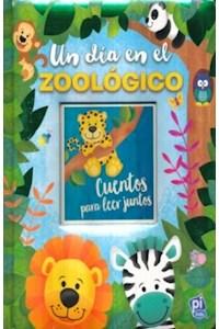 Papel Un Dia En El Zoologico, Cuentos Para Leer Juntos
