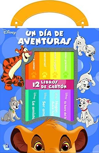 Papel Mi Primer Biblioteca Disny Aventuras
