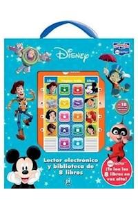 Papel Disney Aventura Me Reader