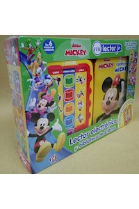 Papel Disney Mickey Me Reader Jr.