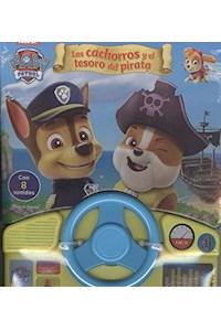 Papel Paw Patrol Cachorros Y El Tesoro Pirata