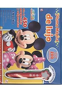 Papel Pluma Magica De Lujo Mickey
