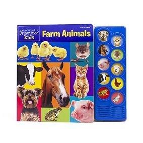 Papel Enciclopedia Animales De La Granja