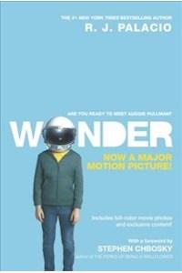 Papel Wonder Movie Tie-In