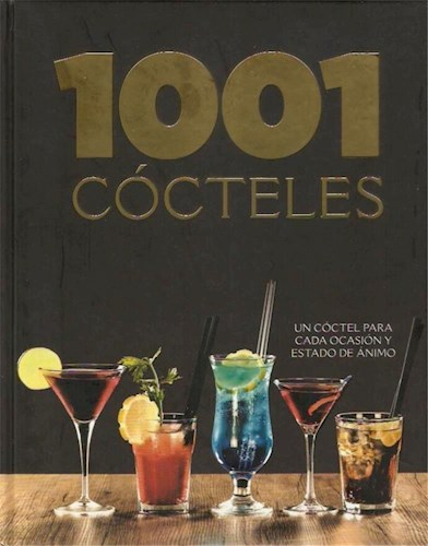 Papel 1001 Cocteles Un Coctel Para Cada Ocasion