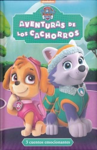 Libro Paw Patrol : Aventuras De Los Cachorros
