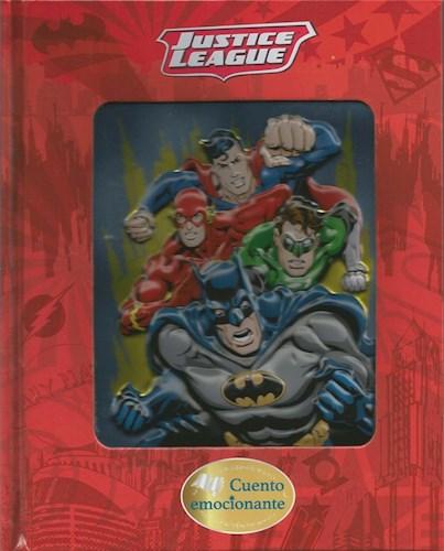 Libro Justice League : Cuentos Emocionantes
