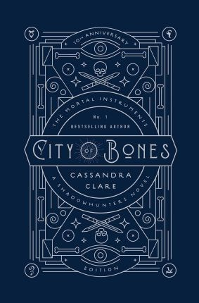 Papel City Of Bones 10Th Anniversary Edition
