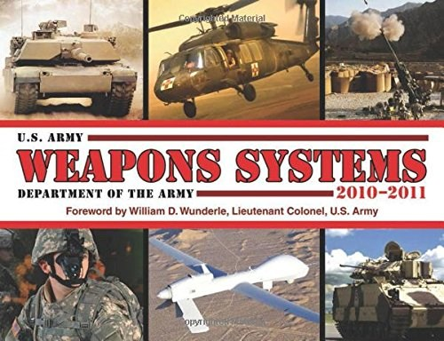 Papel U. S. Army Weapon Systems