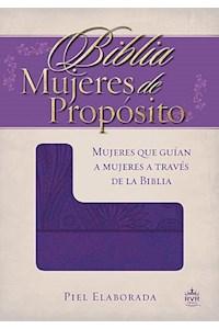 Papel Bib Mujeres De Proposito Violeta