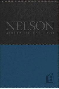 Papel Biblia Estudio Nelson Piel