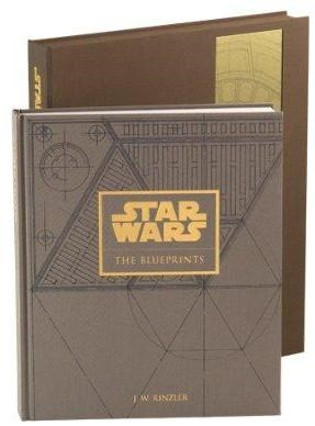 Papel Star Wars The Blueprints