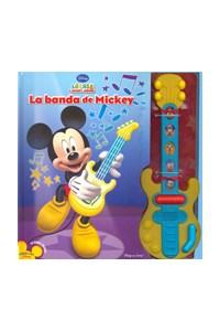 Papel Banda De Mickey, La - La Casa De Mickey Mouse