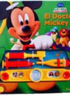 Papel Doctor Mickey. El