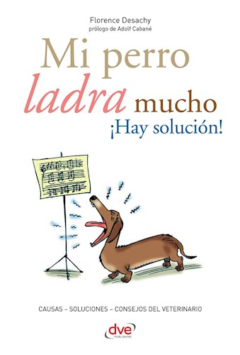 E-book Mi Perro Ladra Mucho ¡Hay Solución!