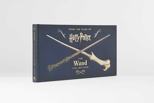 Papel The Wand Collection: From The Films Of Harry Potter