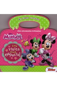 Papel Mi Libro Viajero Minnie