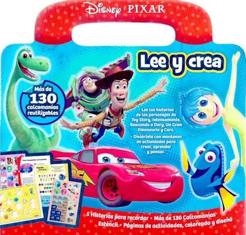Libro Lee Y Crea - Disney Pixar