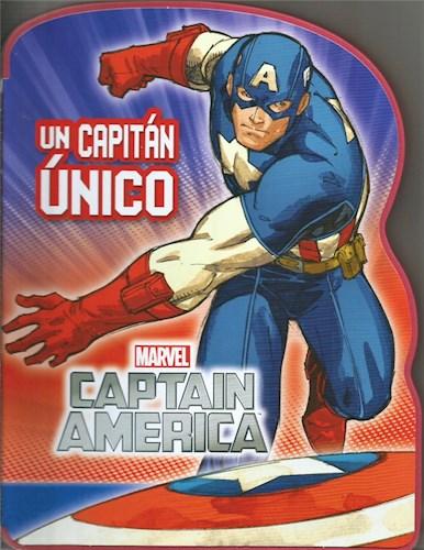 Libro Capitan America - Un Capitan Unico