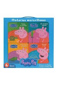 Papel Peppa Pig Historias Maravillosas 4 L