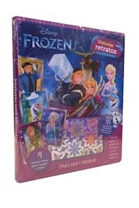 Papel Frozen - Historias Con Retratos
