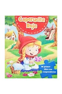 Papel Caperucita Roja - Mi Primer Libro Con Rompecabezas