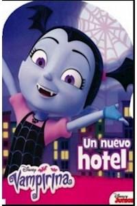 Papel Vampirina -   Un  Nuevo Hotel (Forma)