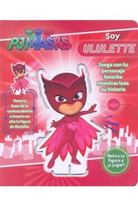 Papel Pjmasks - Ululette - Coleccion Yo Soy