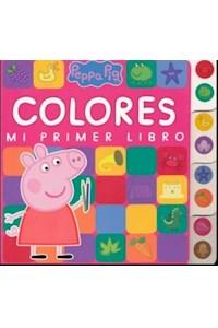 Papel Peppa Pig Colores Mi Primer Libro