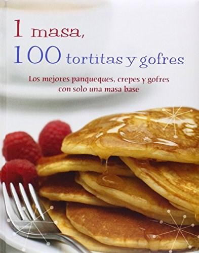 Libro 1 Masa 100 Tortitas Y Gofres