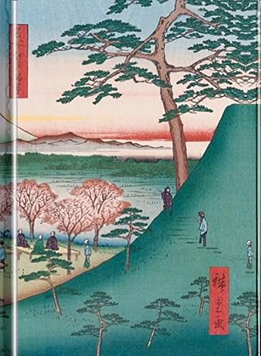 Papel Hiroshige-Meguro Pocket Book