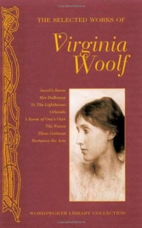Papel The Selected Works Of Virginia Woolf (Wordsworth Library Collection)
