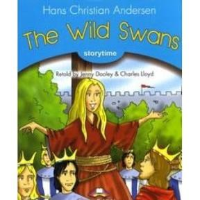 Papel Wild Swans,The-Story Time 1