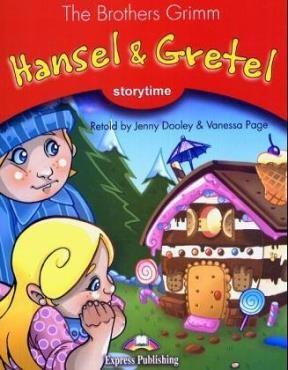 Papel Hansel & Gretel Storytime 1