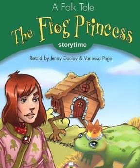 Papel Frog Princess, The Storytime Stage 3