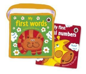 Papel My First Words And Numbers Gift Pack