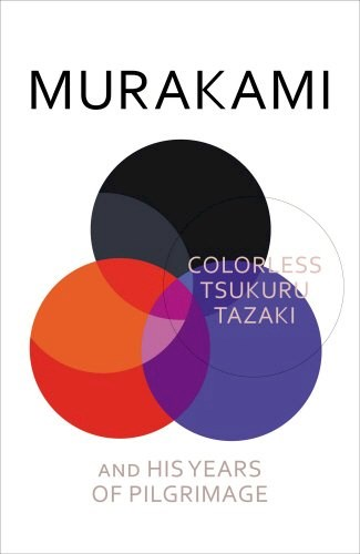 Papel Colorless Tsukuru Tazaki And His Years Of Pilgrimage
