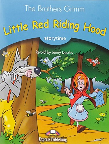 Papel Little Red Riding Hood- Storytime Stage 1
