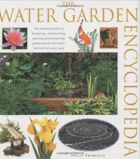 Papel Water Garden Encyclopedia, The