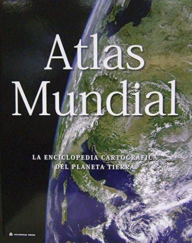 Papel Atlas Mundial