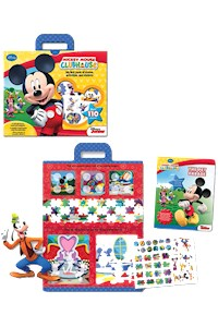 Papel La Casa De Mickey Mouse - Mi Primer Maletin
