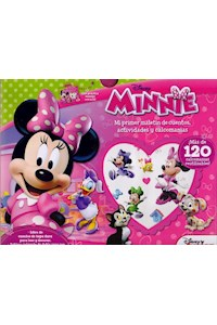 Papel Minnie - Mi Primer Maletin