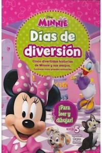 Papel Minnie -Días De Diversión