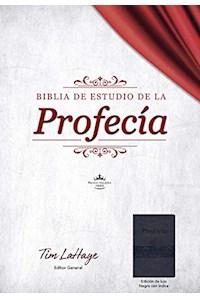 Papel Bib De La Profecia Negro Indice Tf