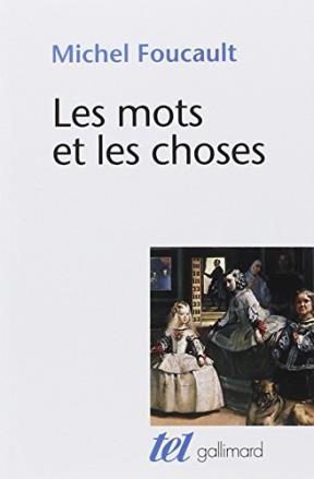 Papel Les Mots Et Les Choses