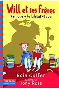 Papel Panique A La Bibliotheque