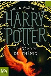 Papel Harry Potter Et L'Ordre Du Phenix - Harry Potter 5