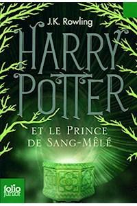 Papel Harry Potter 6 - Et Le Prince De Sang - Mele