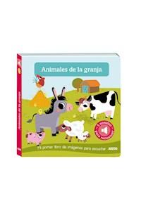Papel Libro Sonoro: Animales De La Granja